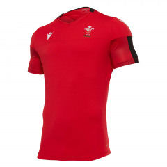 Welsh Rugby 2020/21 training shirt