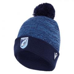 Cardiff Blues 2020/21 beanie with pompom