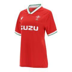 Replica Welsh Rugby 2020/21 women's home shirt
